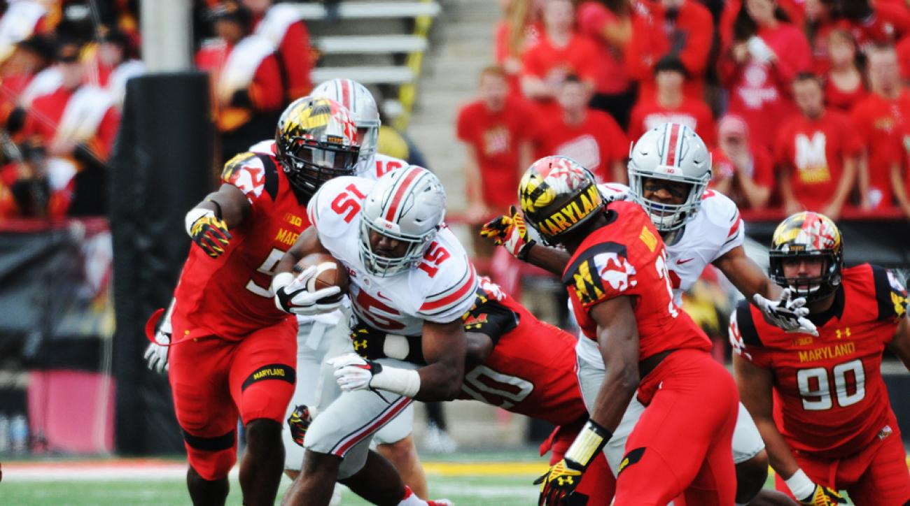 Image result for Ohio State vs Maryland Live