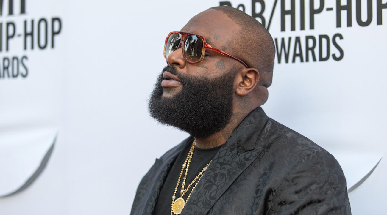 rick ross part owner miami dolphins