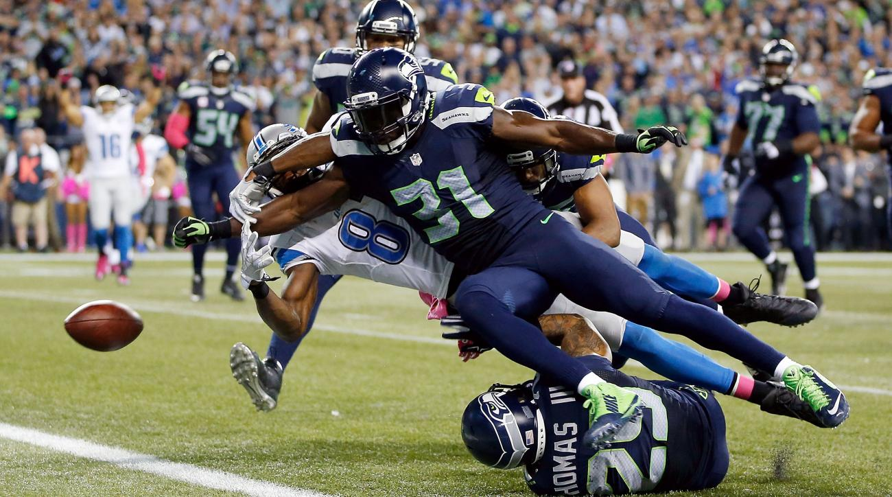 seahawks lions fans billboards controversial call protest