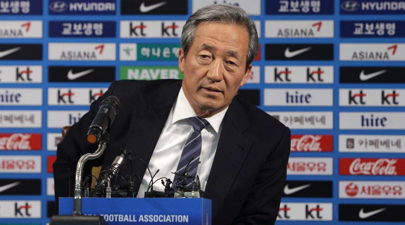 fifa chung mong joon plans to sue sepp blatter embezzlement
