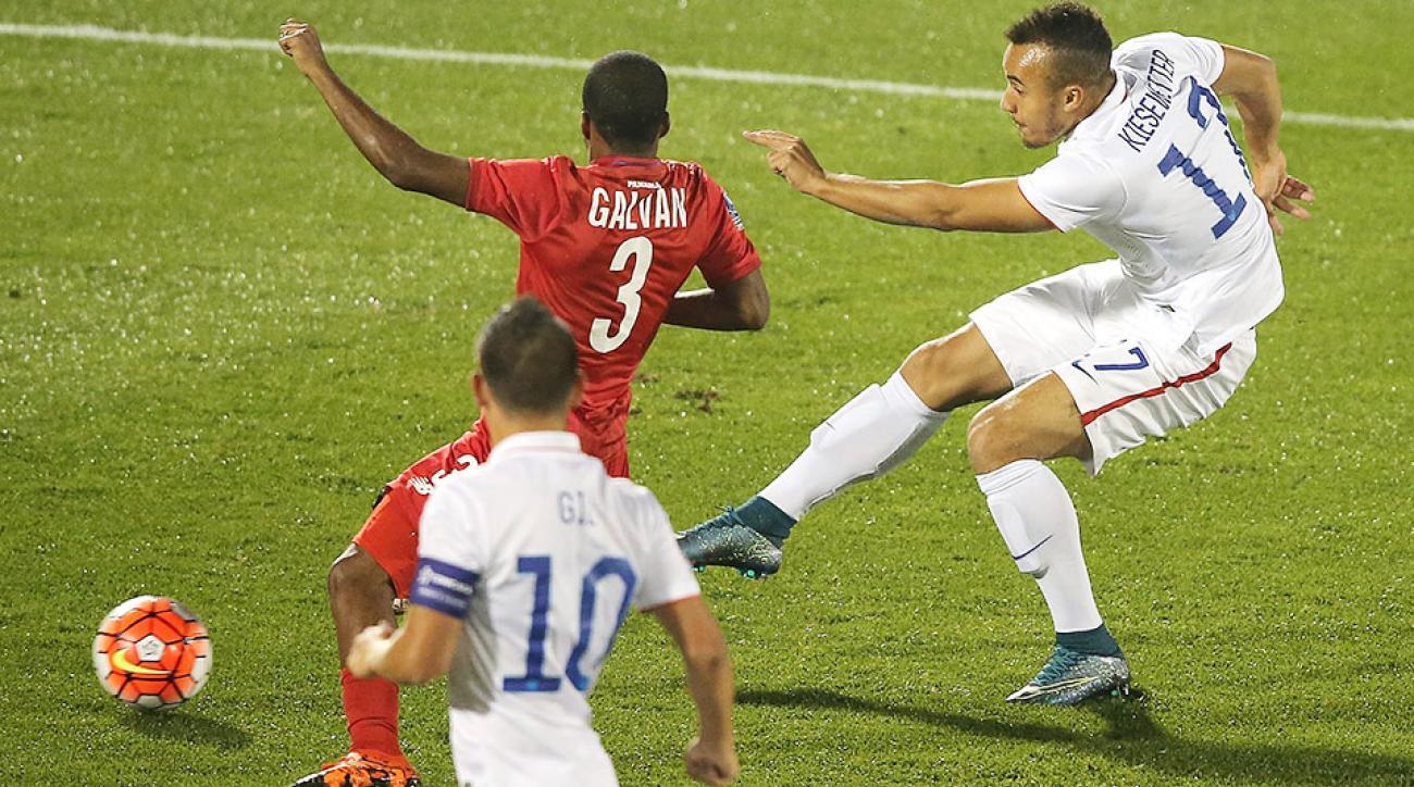 Jerome Kiesewetter, United States beat Panama 4–0 on Tuesday.
