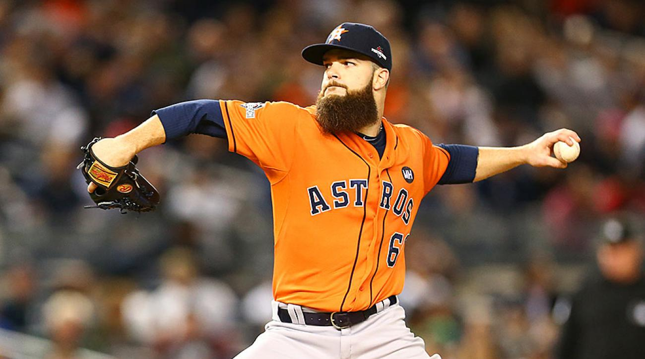 Dallas Keuchel Astros
