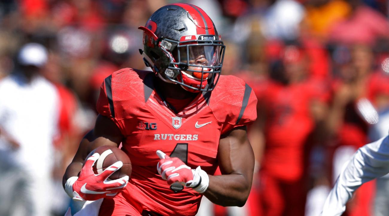 leonte carroo rutgers football reinstated assault charges