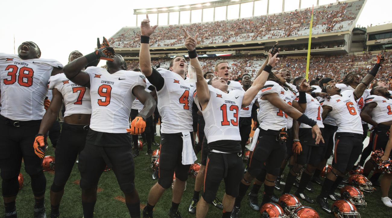 How to watch Oklahoma State vs. West Virginia