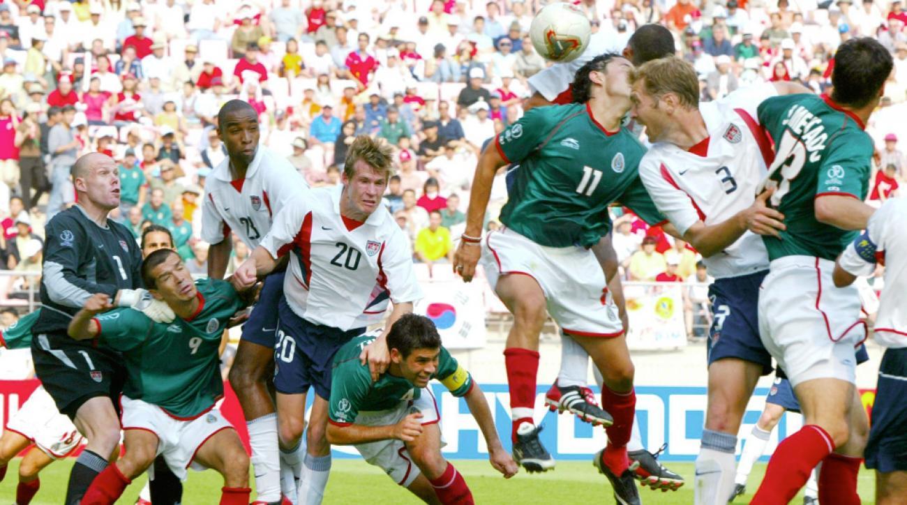 USA vs. Mexico, 2002 World Cup
