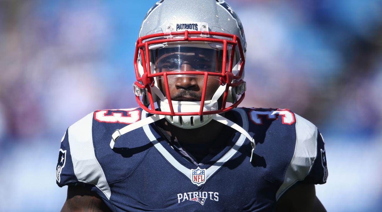 dion lewis contract extension new england patriots