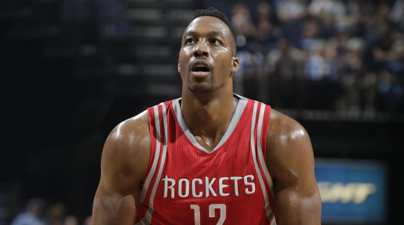 Dwight Howard played with torn MCL and meniscus in Western Conference Finals