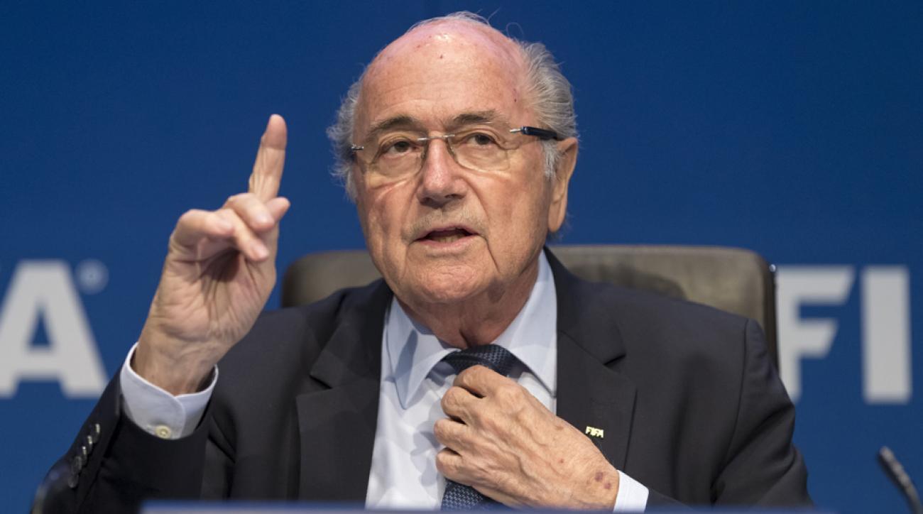 ioc international olympic committee fifa scandals sepp blatter