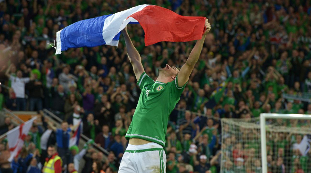 Northern Ireland qualifies for Euro 2016