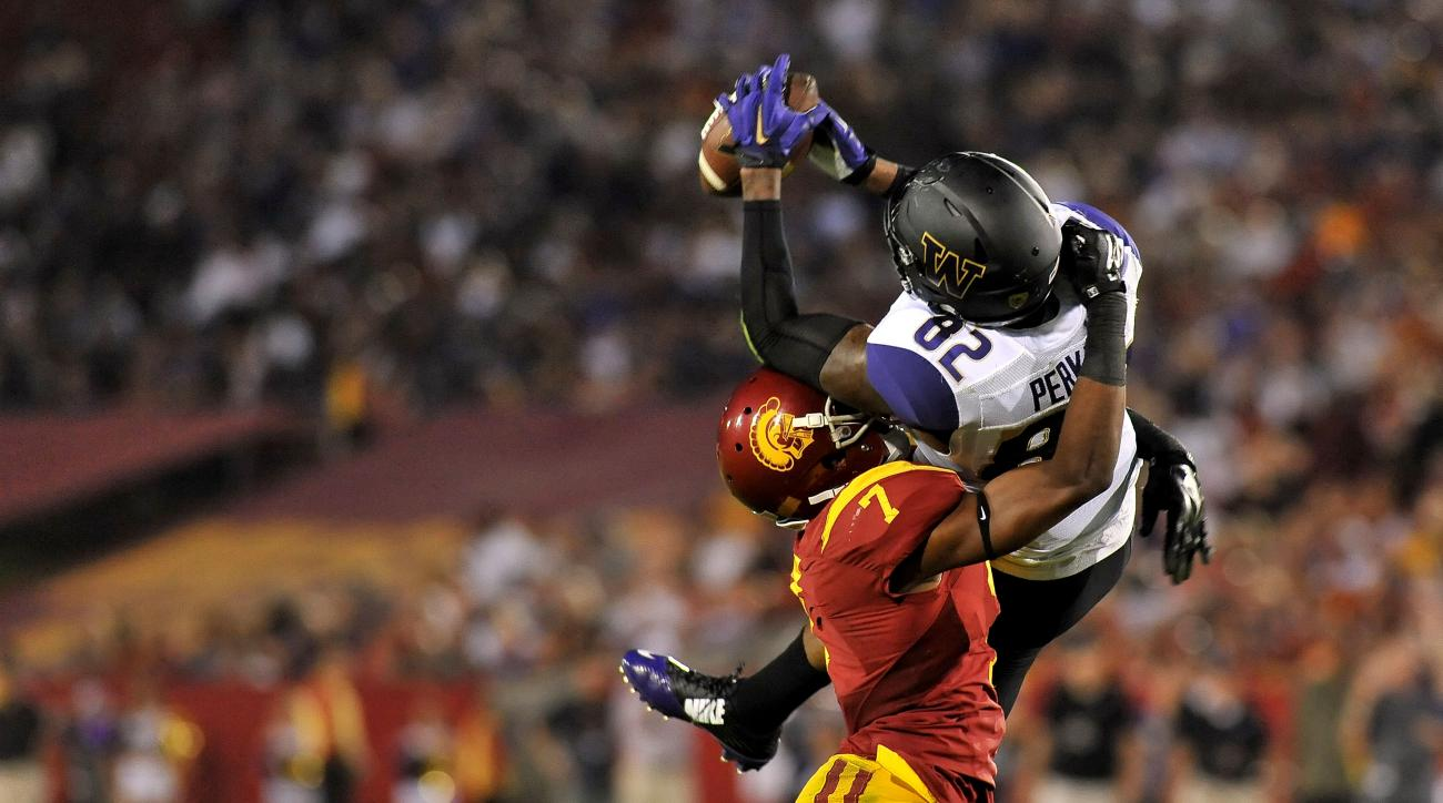 Washington breaks out trick play against USC
