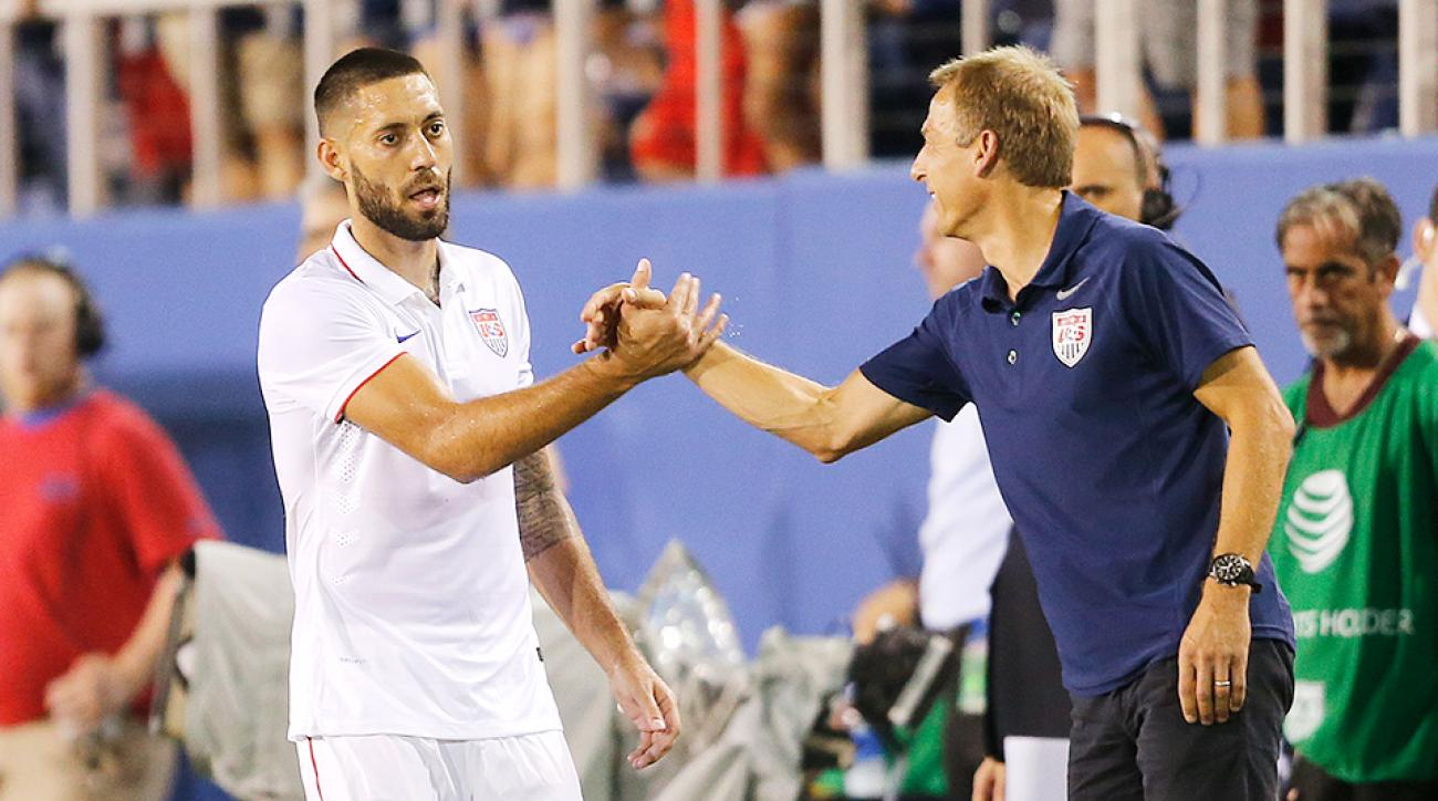 Clint Dempsey, USA know the importance of a win against Mexico.