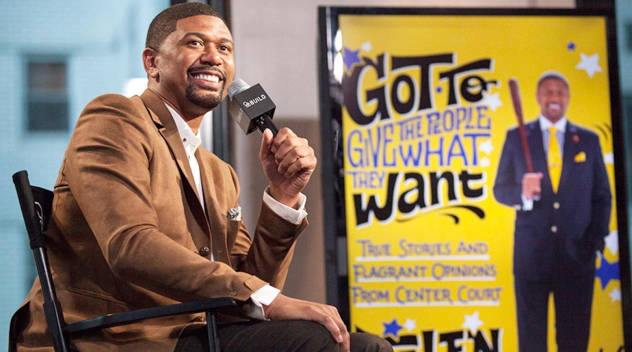 47bebe1cb7fa ESPN s Jalen Rose spoke to SI about his new book.