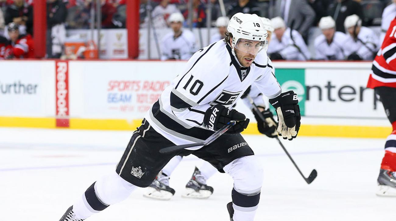 Mike Richards reaches contract settlement