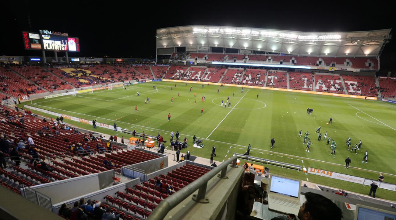 Rio Tinto Stadium, Real Salt Lake