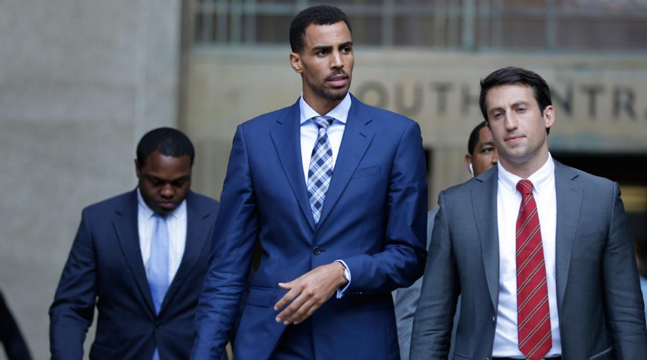 Thabo Sefolosha Atlanta Hawks not guilty verdict