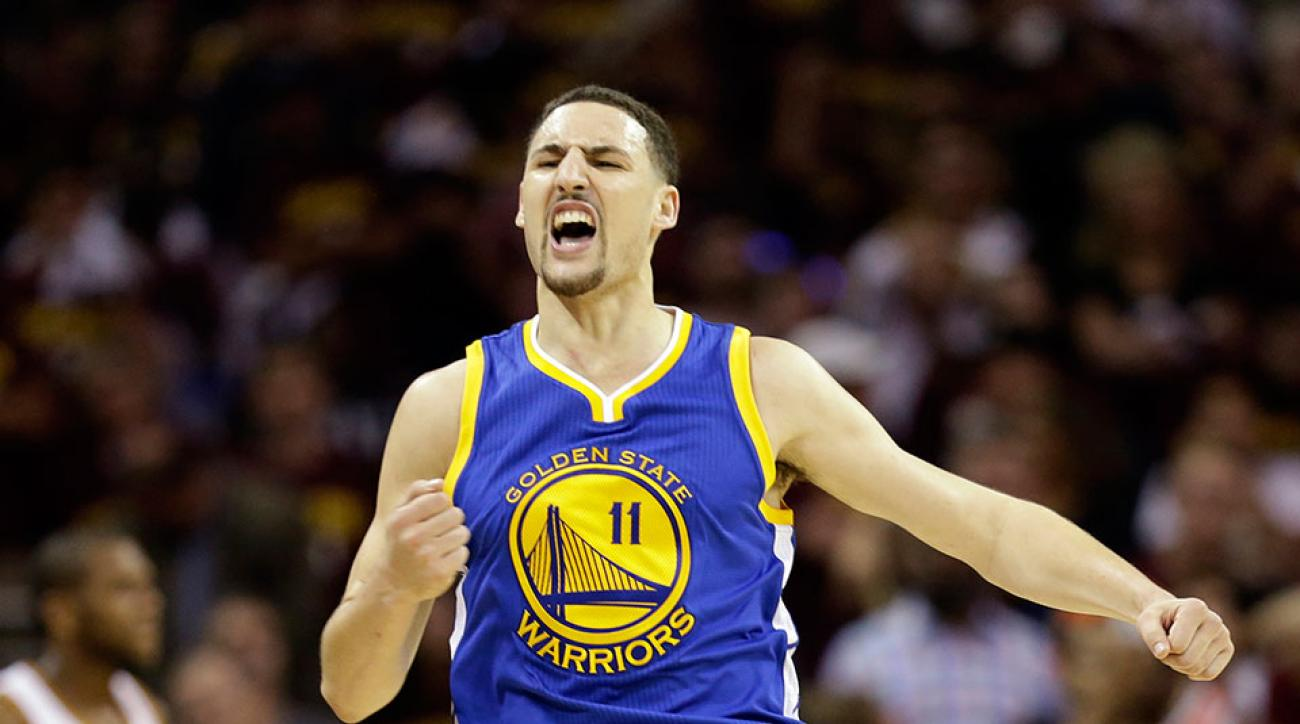 Golden State Warriors Klay Thompson responds to Clippers Doc Rivers comments about playoffs