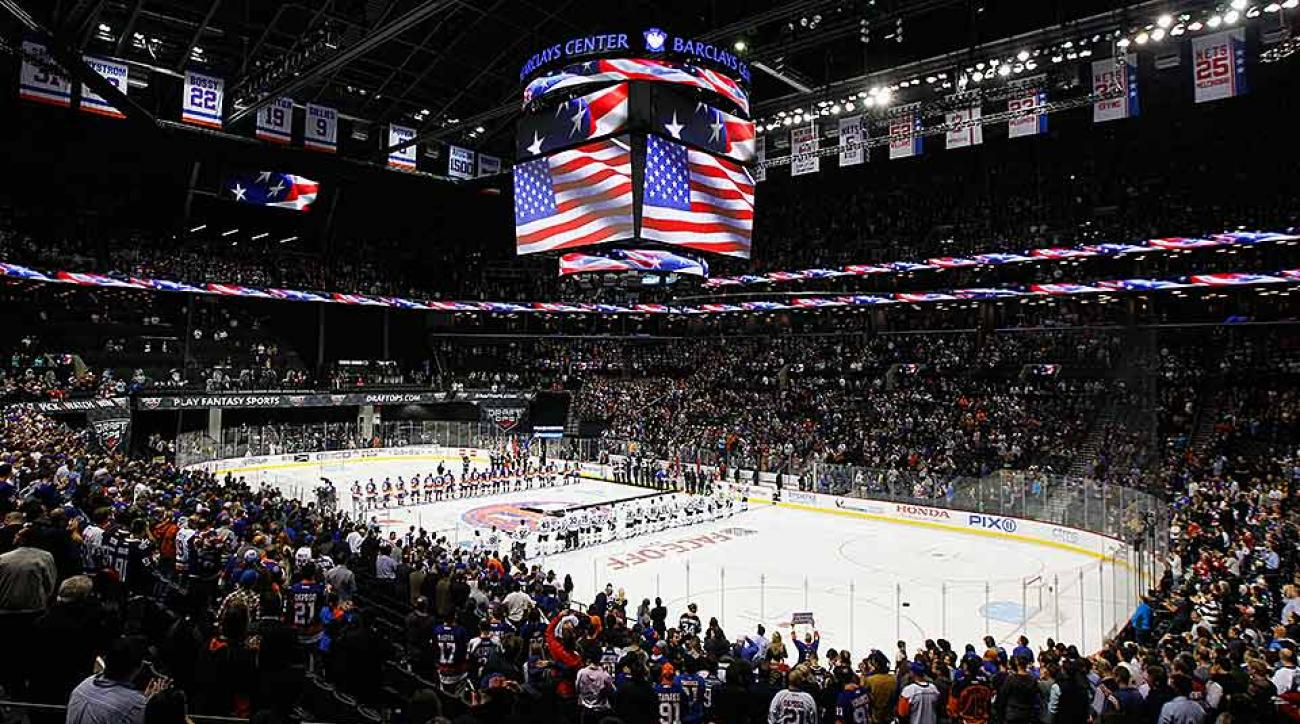 New York Islanders Barclays's Center