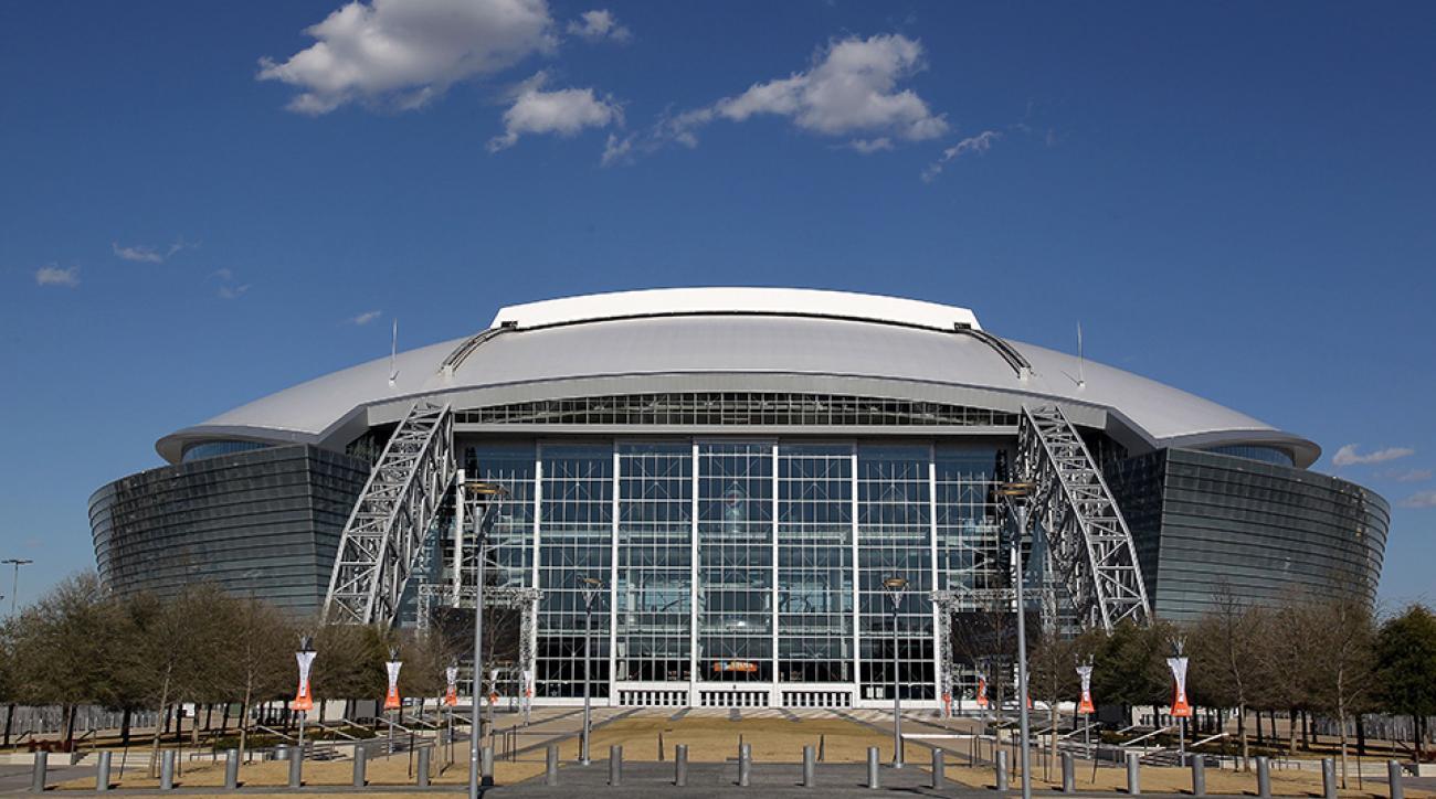 dallas cowboys stadium shooting update