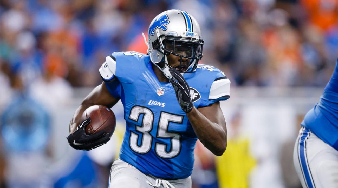 Detroit Lions running back Joique Bell injury update