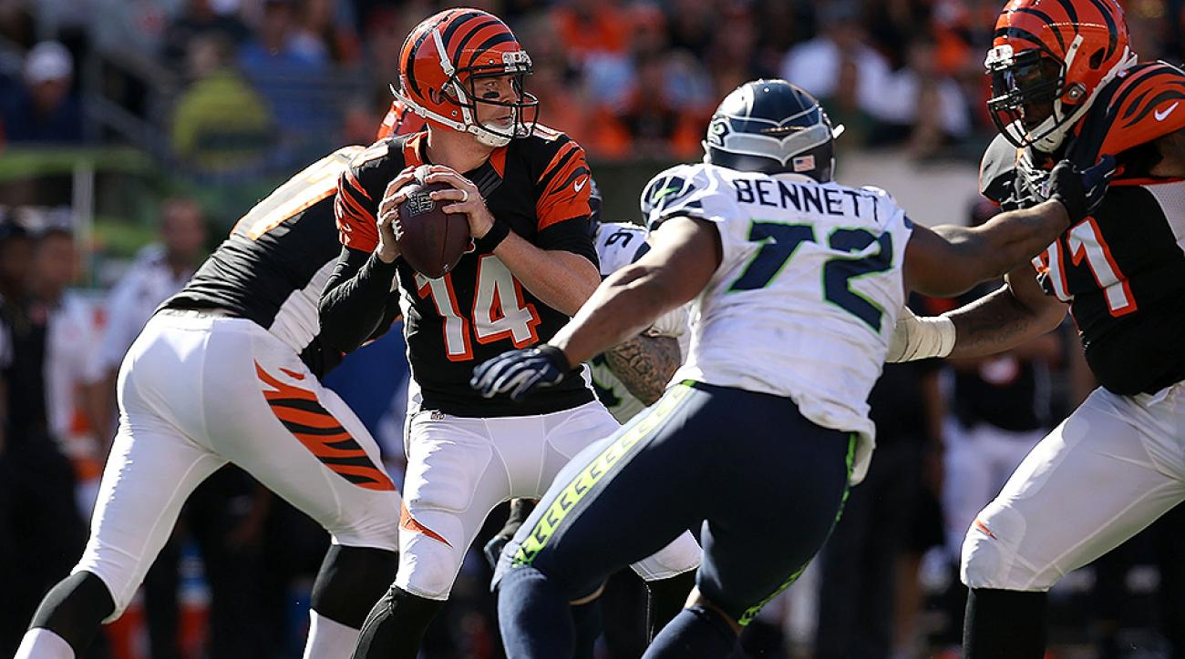 NFL Week 5 takeaways: Andy Dalton, Bengals are for real