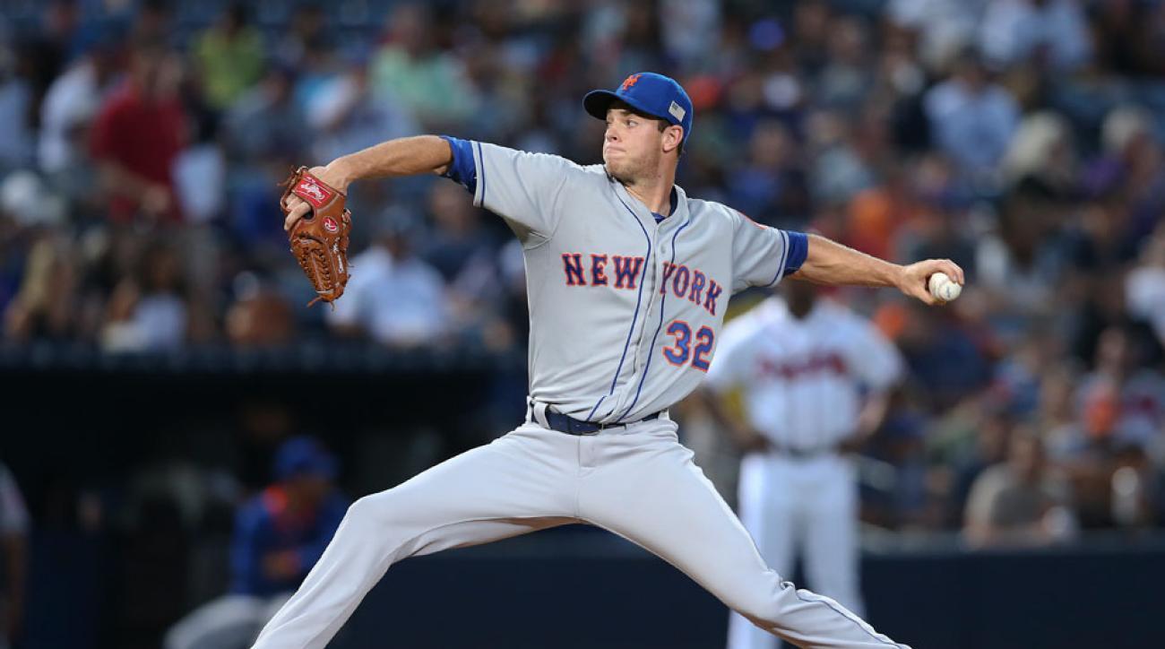 NLDS Steven Matz pitcher Mets Game 4 starter