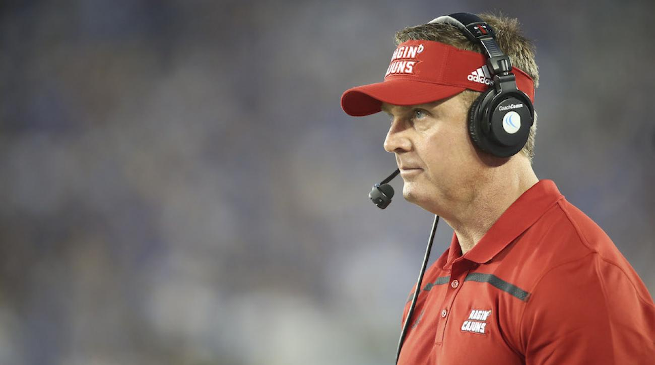 ul ragin cajuns recruiting violations