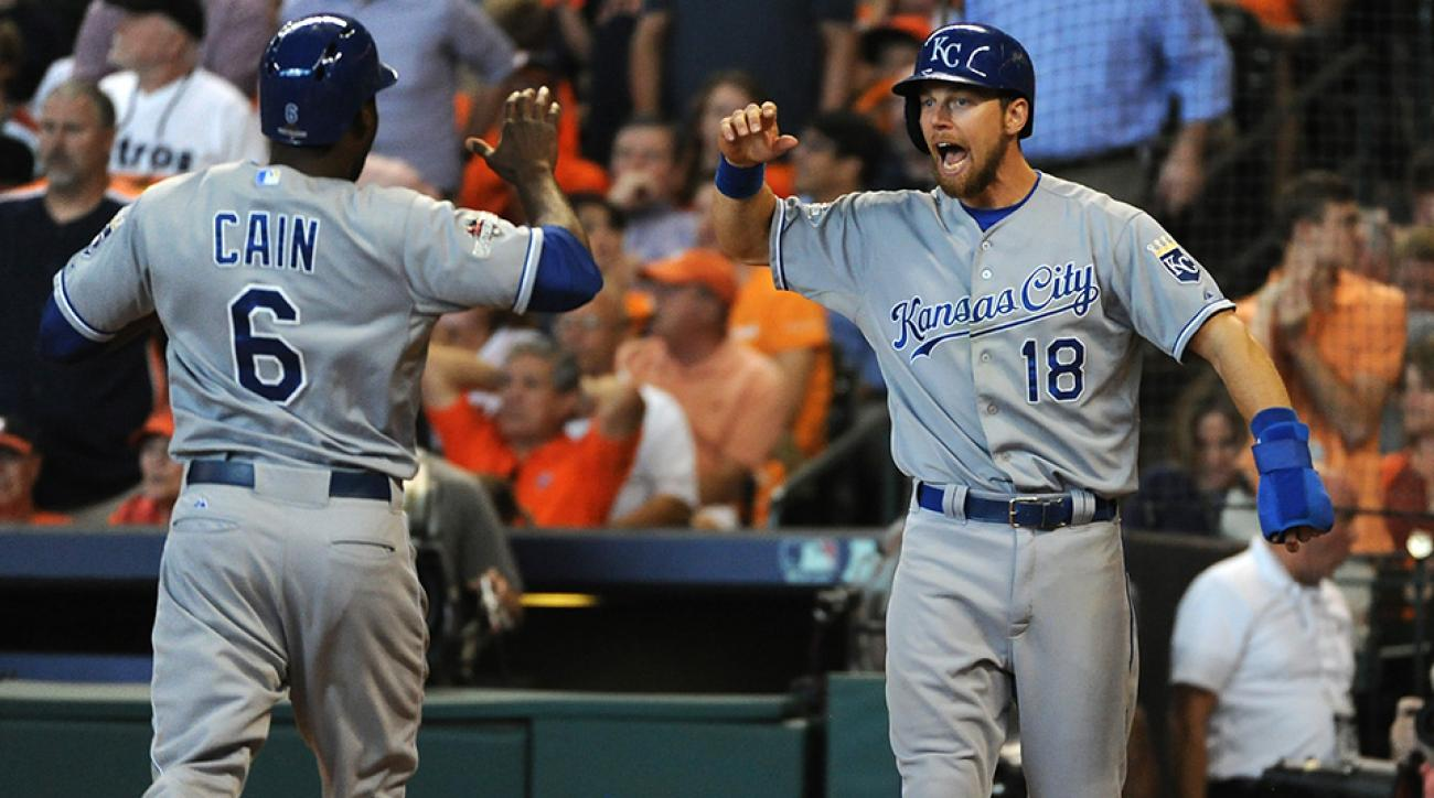 astros royals eighth inning rally comeback video