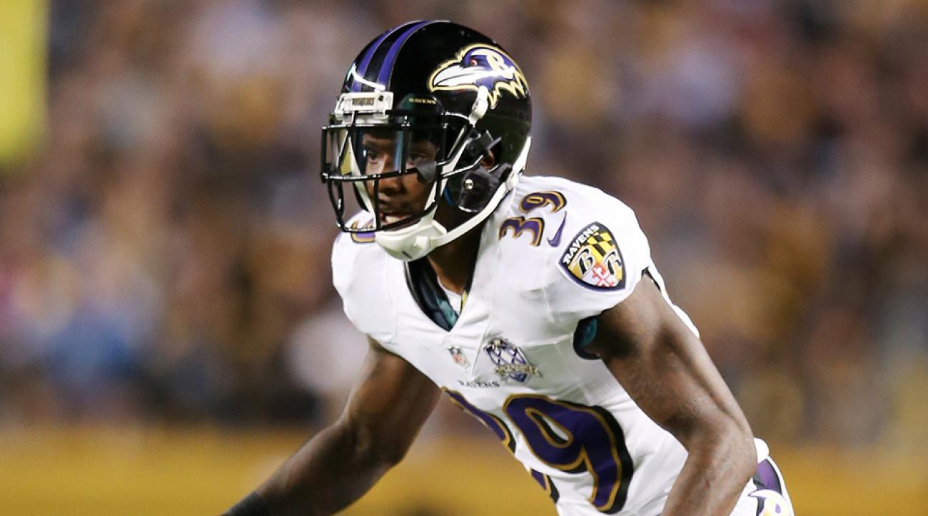 baltimore ravens will davis injury knee acl
