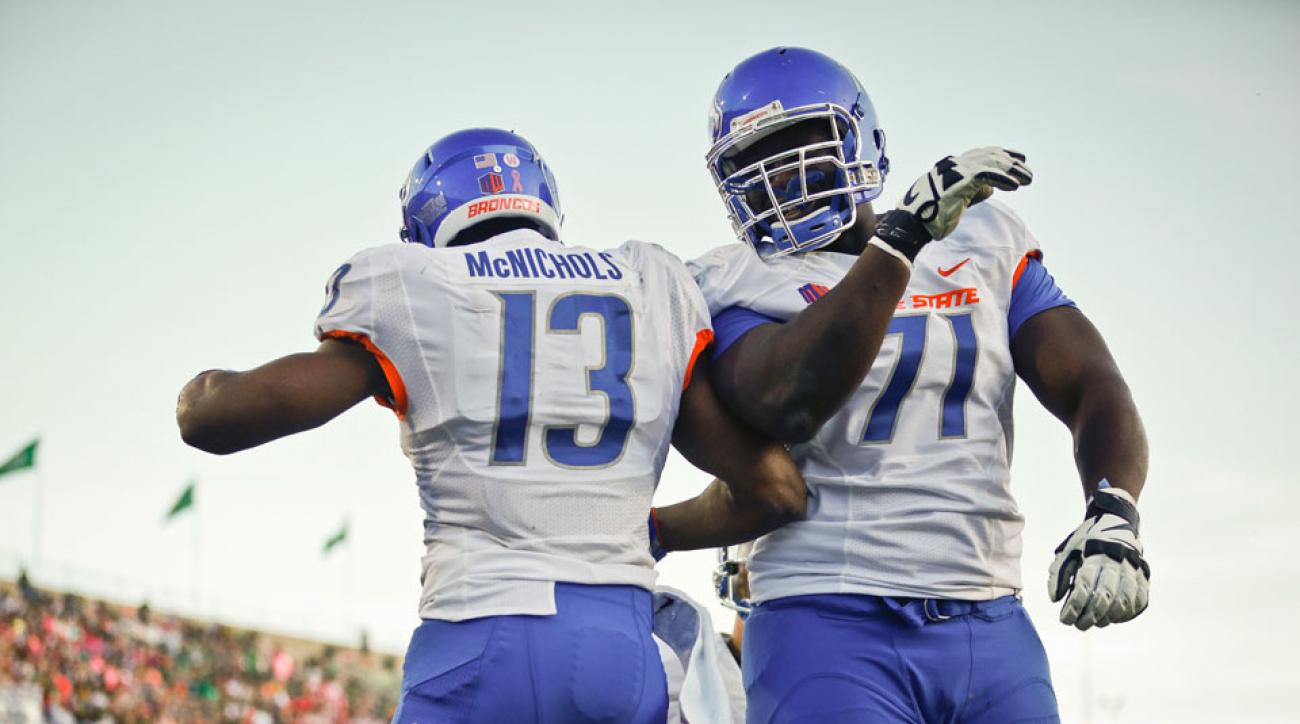 boise state broncos utah state aggies watch online live stream