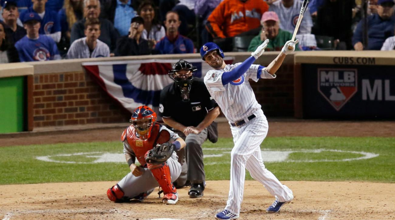 kris bryant anthony rizzo back to back home run video cubs vs cardinals