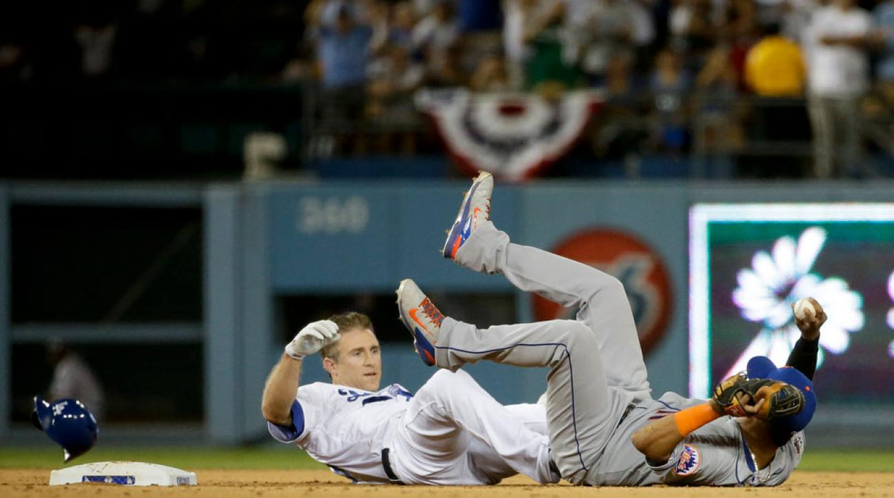 Mets Ruben Tejada broken leg Chase Utley slide no surgery