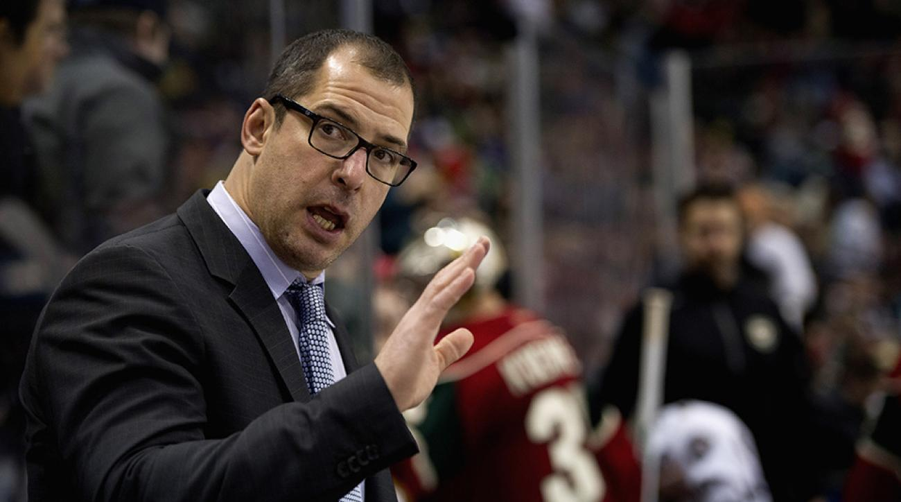 Minnesota Wild assistant coach Darryl Sydor apologizes for DUI arrest