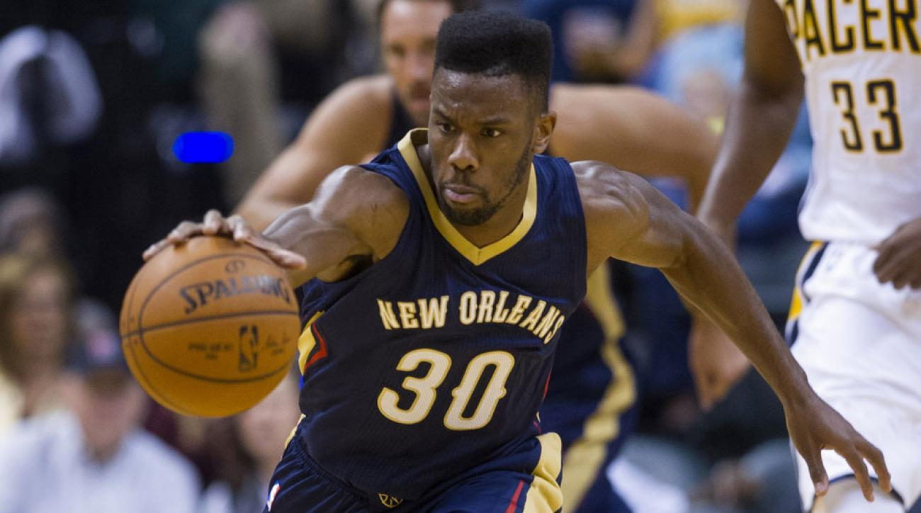 norris cole new orleans pelicans injury