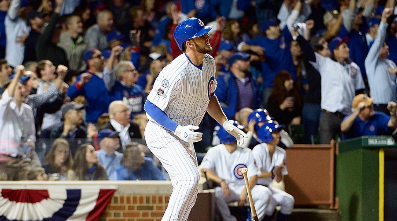 Kris Bryant Cubs
