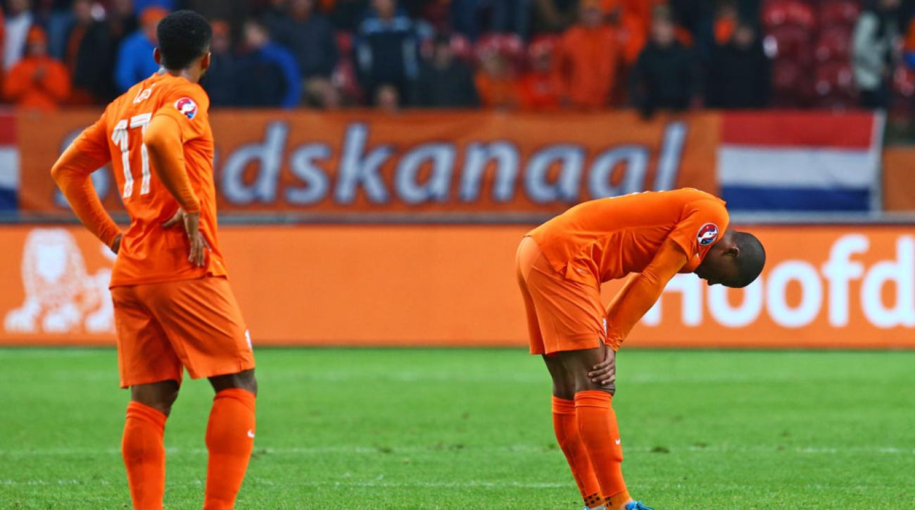 netherlands eliminated european championship 2016