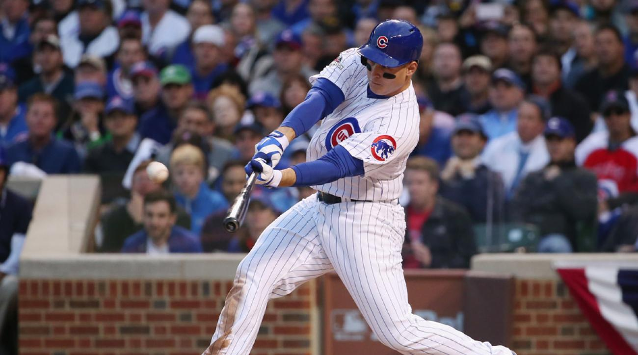 anthony rizzo cubs cardinals game 4 homer