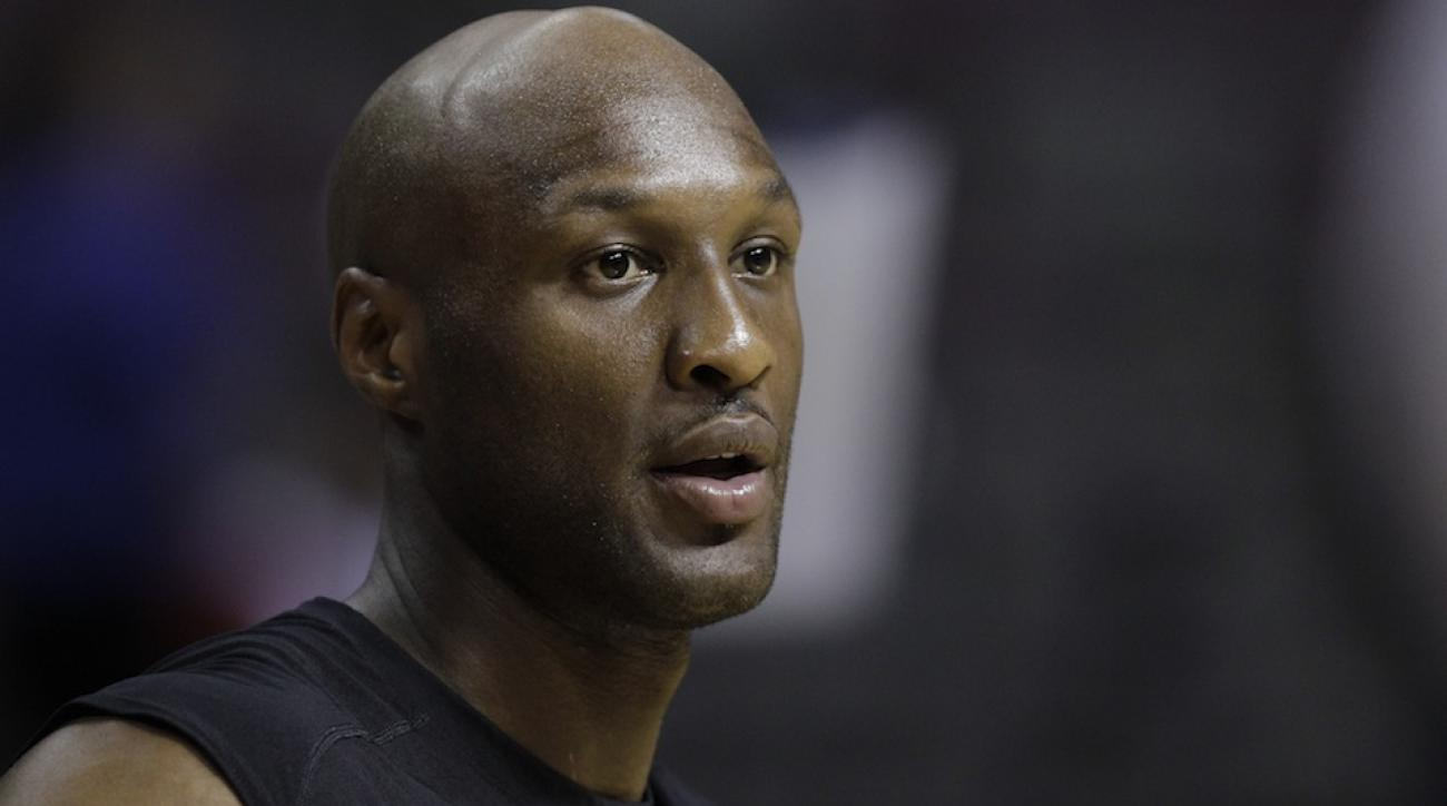 For all his gifts, Lamar Odom -- recently hospitalized in Nevada -- has borne the brunt of a tragic life.