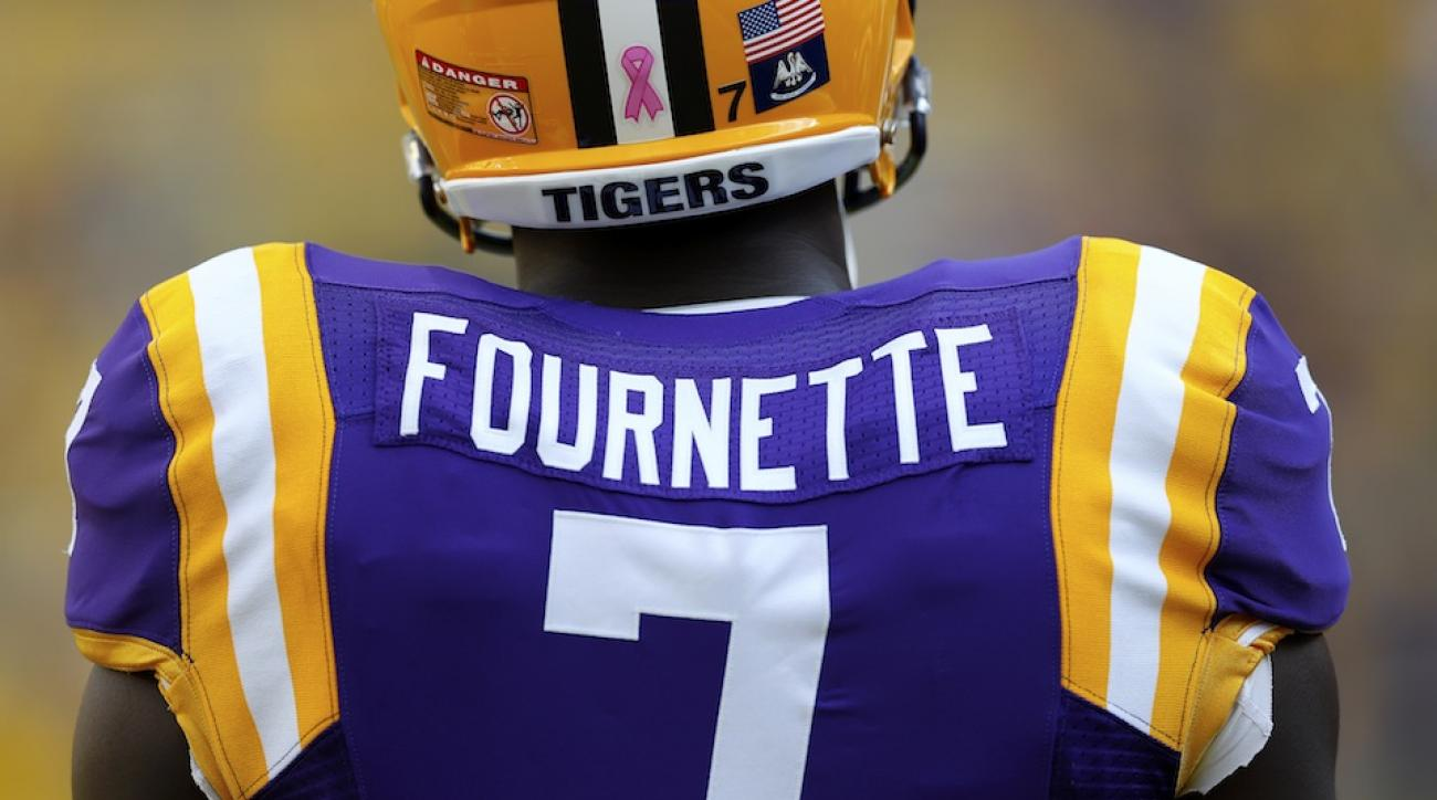 newest d6f15 fe20a Leonard Fournette: Asking the wrong questions about the LSU ...