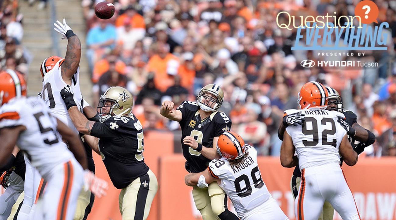 Quarterback interceptions: Should we change how we assess stat?