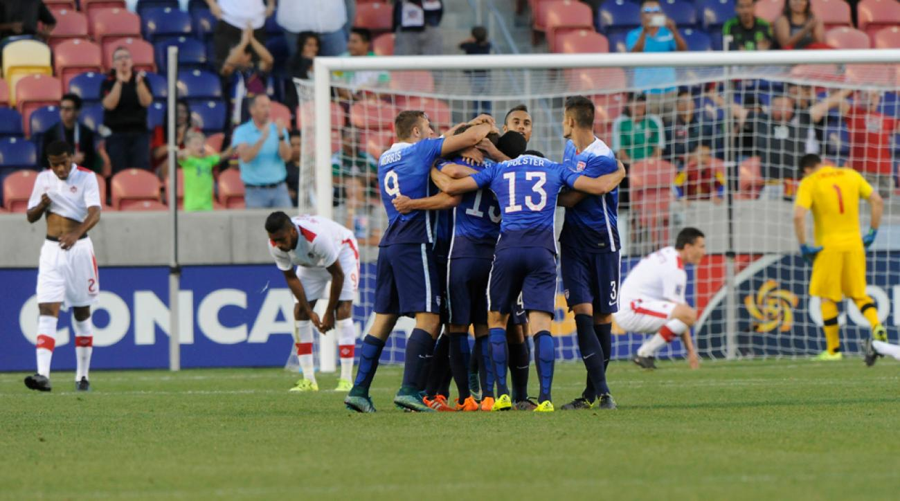 USA U-23s beat Canada in Olympic qualifying