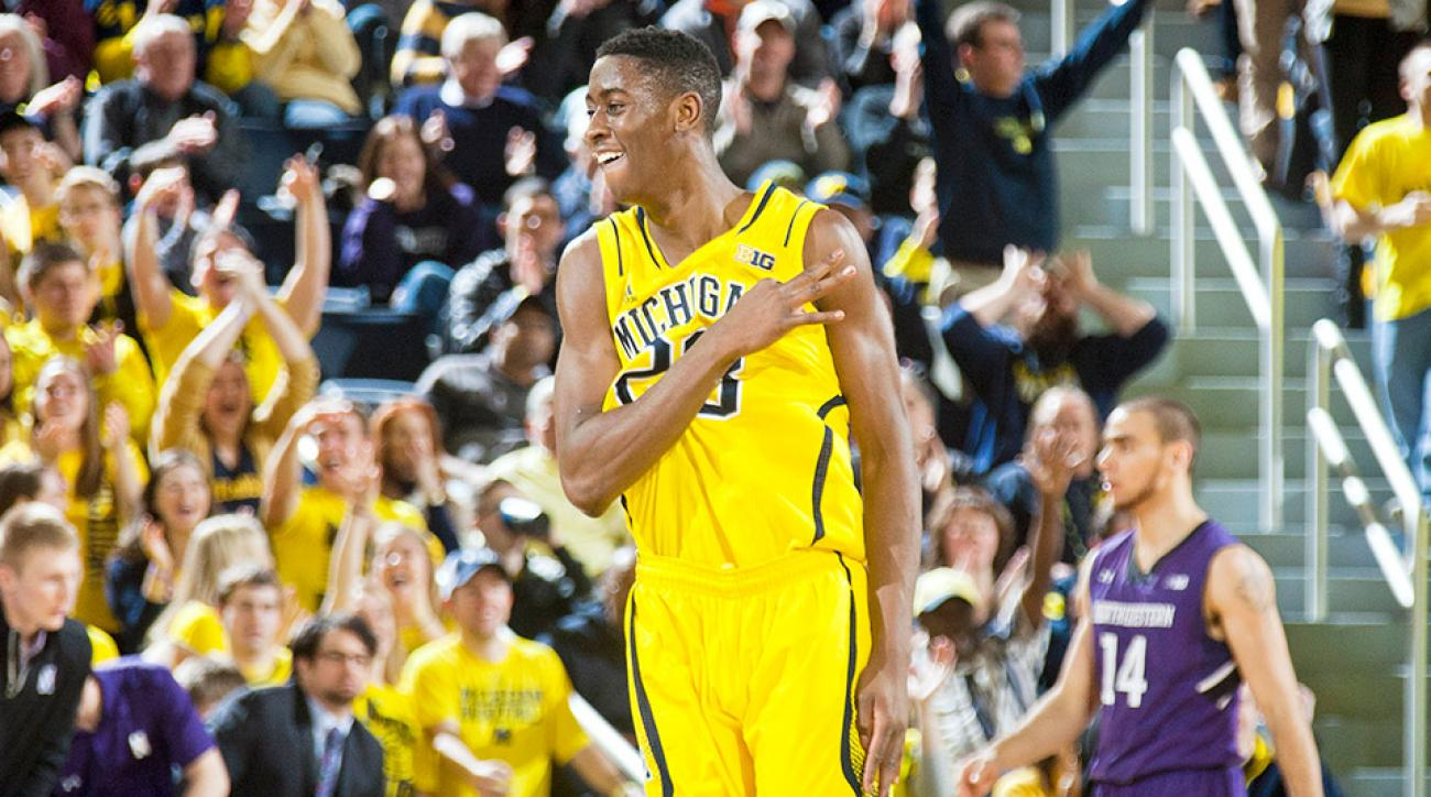 Caris LeVert, Michigan are ready for this season.