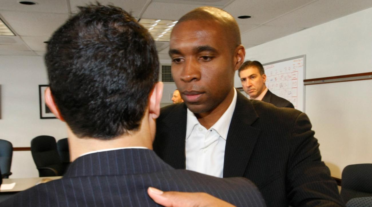 Former MLS, U.S. men's national team star Eddie Pope