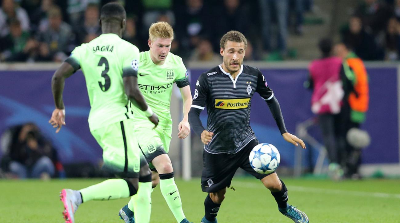 Fabian Johnson, USMNT, Borussia Monchengladbach
