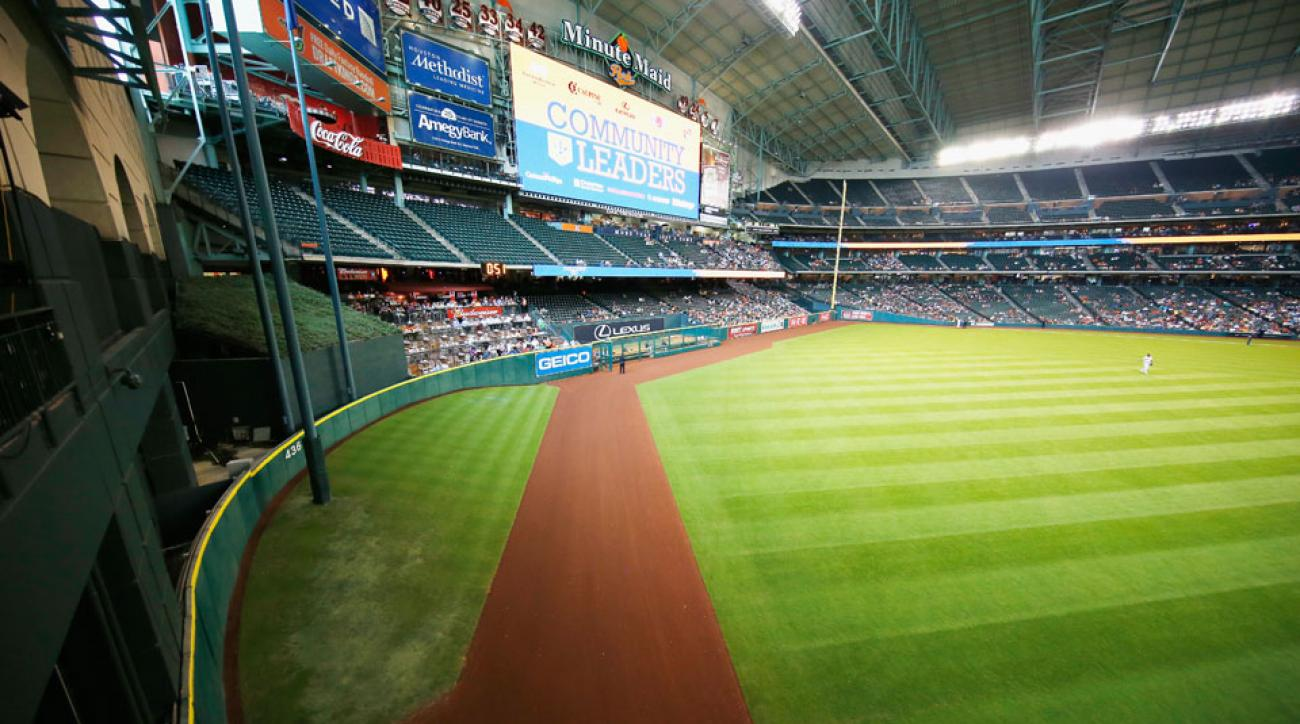 houston astros minute maid park renovations postponed