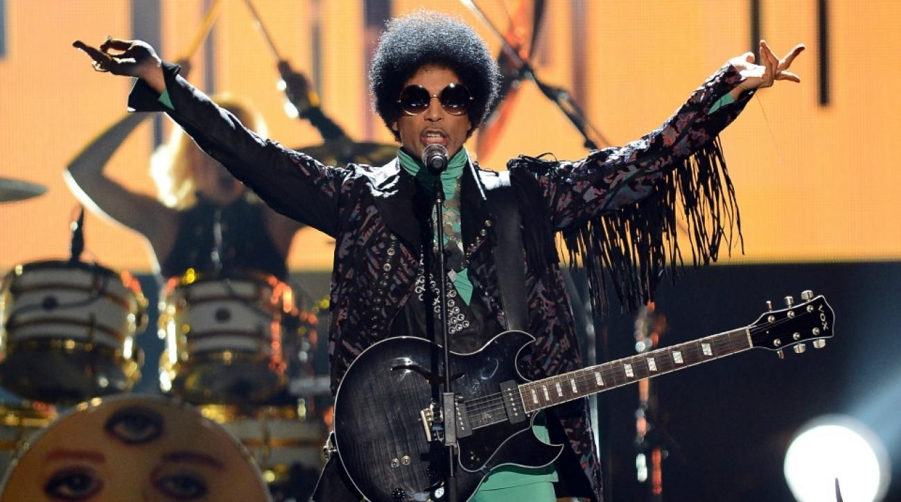 Prince throws celebration concert for Minnesota Lynx