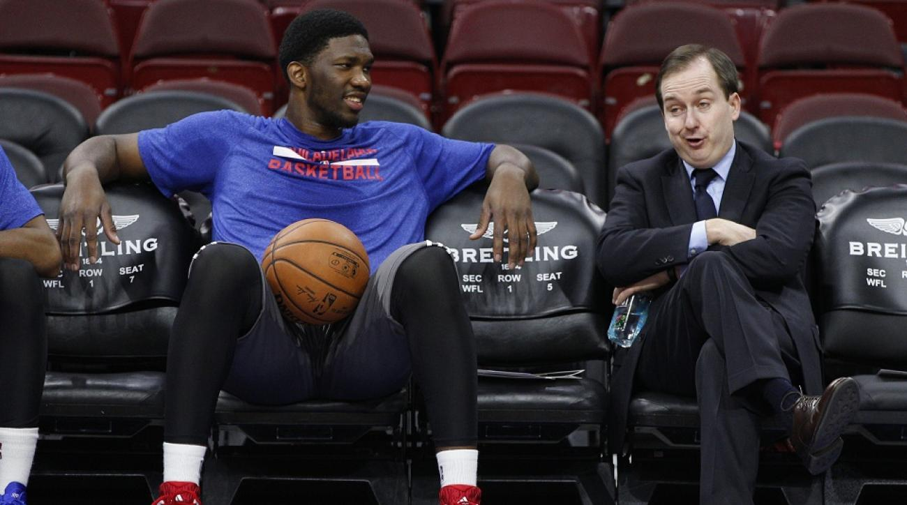 Covert dealings and Joel Embiid's poor attitude are hurting the 76ers rebuild plan
