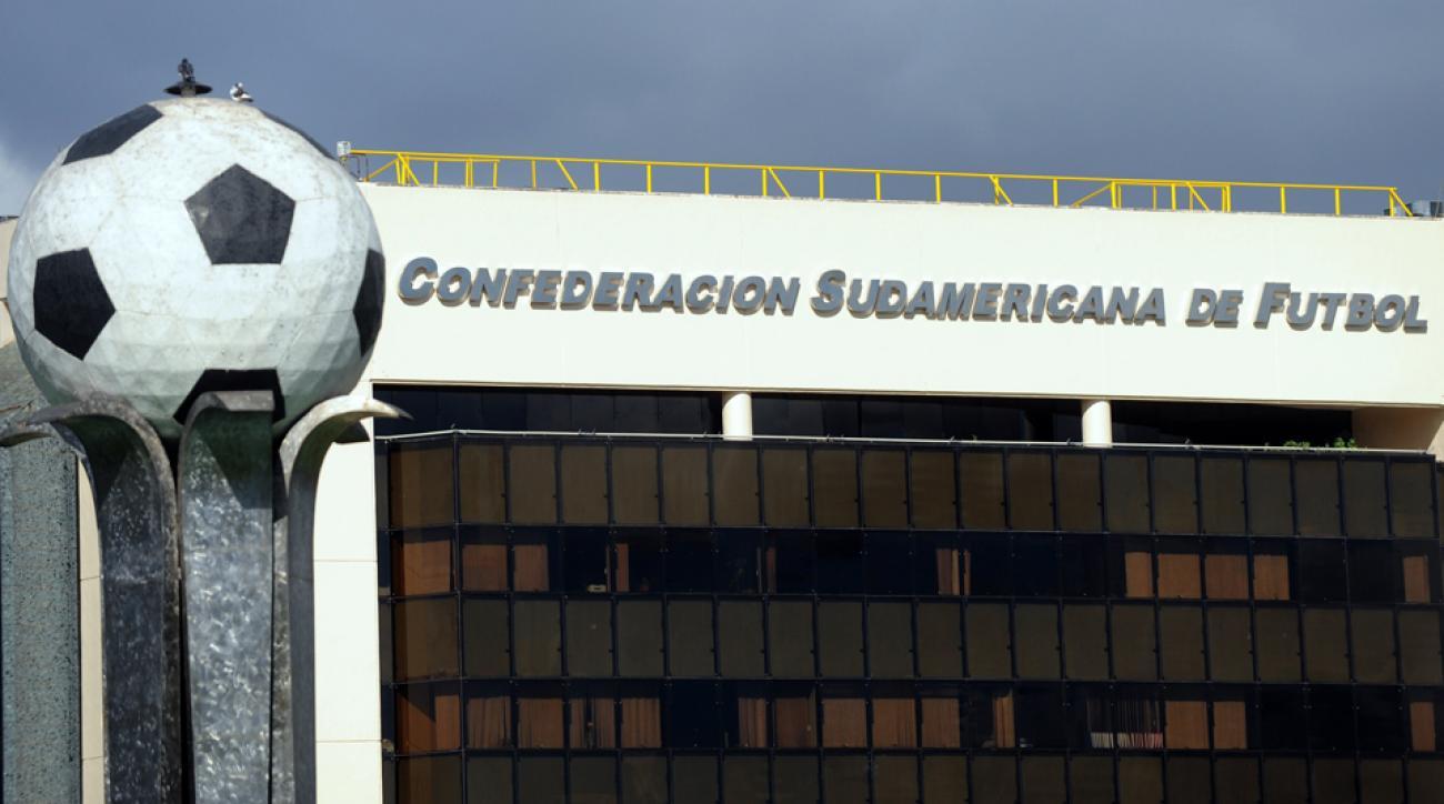 CONMEBOL headquarters