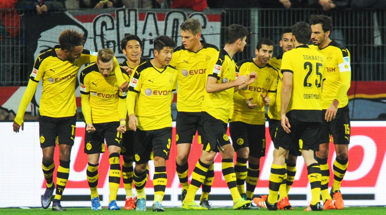 Borussia Dortmund, Mainz 05, Bundesliga