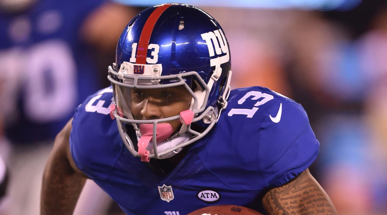 Report: Odell Beckham Jr. will not practice Friday