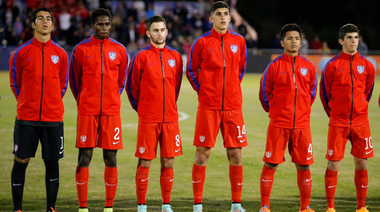 United States U-17 men's national team